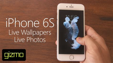 Live Wallpapers & Photos