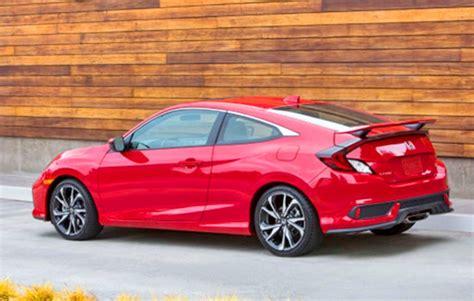 Honda Si 2020 by 2020 Honda Civic Si Price And Reviews Suggestions Car
