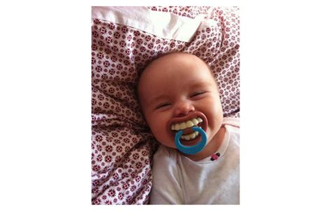 ridiculous baby pacifiers twistedsifter