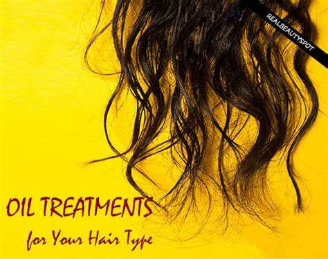 Best Hair Oil Treatments For Your Hair Type