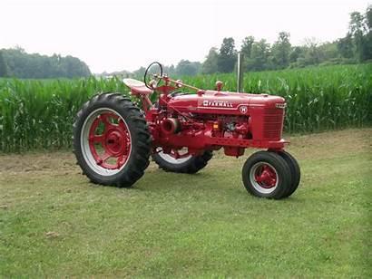 Farmall Tractor Tractors Restoration Antique Farm Wallpapers