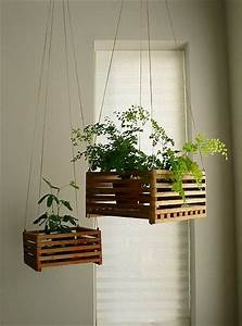 17+ best images about Pallet Hanging Baskets on Pinterest ...