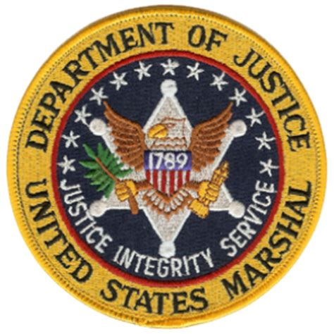 special deputy marshal frank edward mcknight united states department of justice united