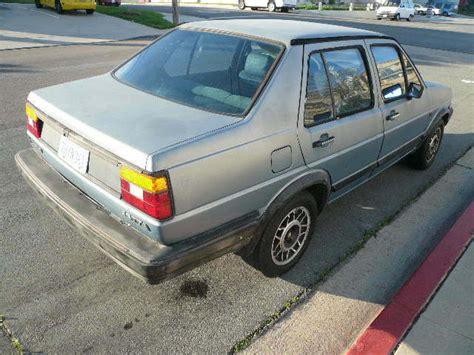 how to work on cars 1985 volkswagen jetta on board diagnostic system 1985 vw jetta sedan diesel 1 6 litre runs good solid california car no reserve classic 1985