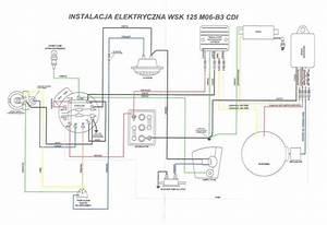 Wiring Harness  Wsk125 M06