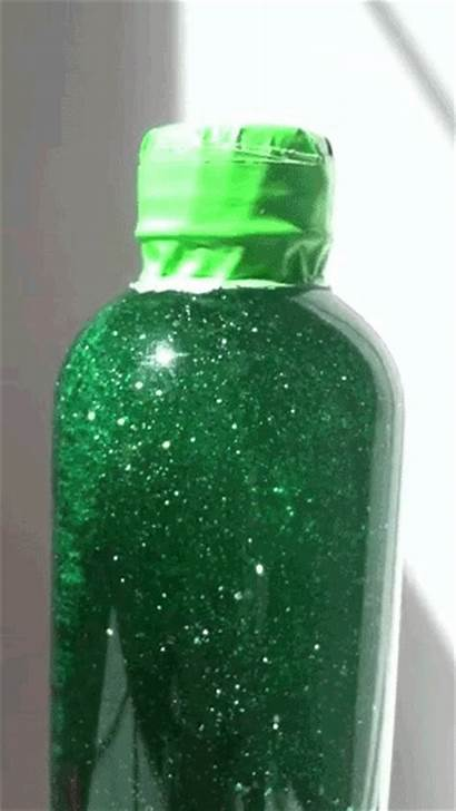 Relaxation Bottle Mindful Glitter Glittery Stay Syrup