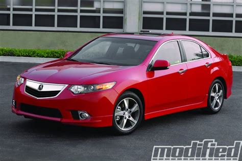 acura tsx challenge accepted