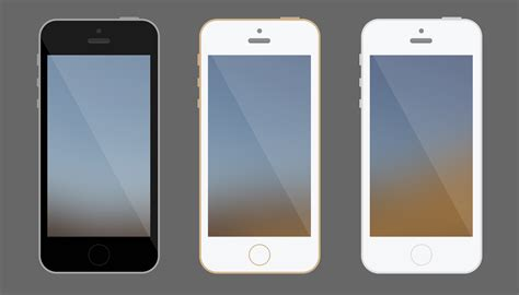 iphone files flat iphone 5s mockup psd file