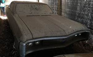 Barn Finds - Unrestored Classic And Muscle Cars For Sale