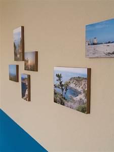 Fotos An Wand Kleben : fotos auf mdf platten kleben ~ Lizthompson.info Haus und Dekorationen