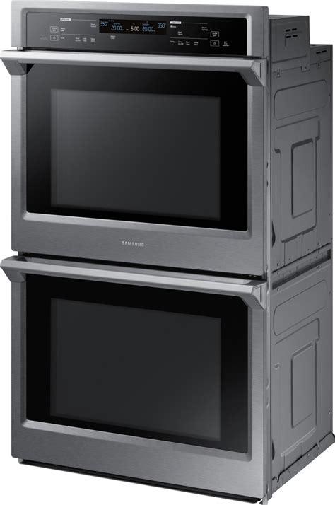 nvkds samsung  double wall oven dual