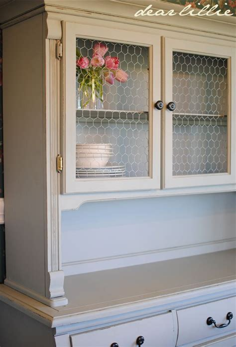 29 best images about Chicken Wire Cabinet Doors on