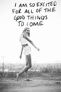 Excited Quotes ... Excited Girl Quotes