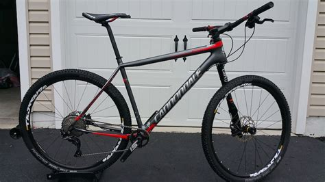 2016 cannondale fsi 3 carbon for 2016 cannondale fsi carbon 3 like new with upgrades for