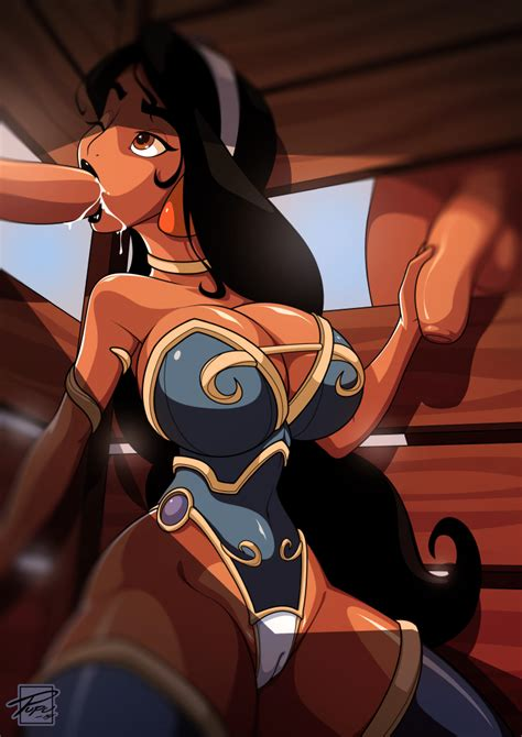 princess jasmine [aladdin] rule34