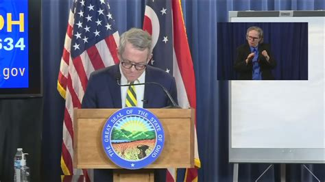 Ohio Gov. Mike DeWine announces new partnership to expand ...