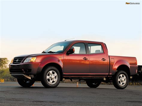 Tata Xenon Wallpapers by Photos Of Tata Xenon Xt 2007 1024x768
