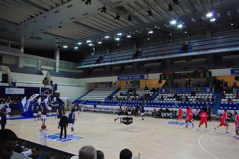 la salle de coubertin 224 la hauteur du psg handball