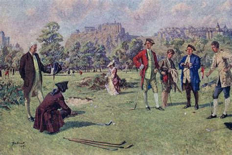 Origins of Golf: When and Where Did Golf Begin?