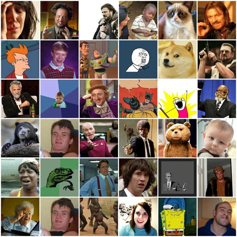 Collage Meme - fantastic memes and how to use them higher ed live