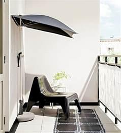 sonnenschirm kleiner balkon sonnenschirm für balkon und terrasse lösungen