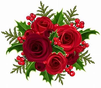 Rose Clip Roses Clipart Decoration Bouquet Flowers