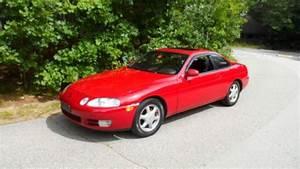 Buy Used 1995 Lexus Sc300 Red W  Black Clean Runs  U0026 Drives