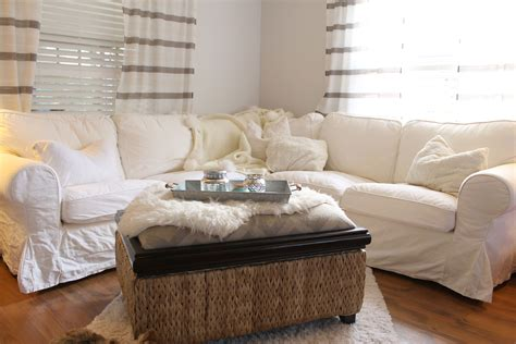 sectional sofa reviews honest review of a family and their ektorp sofa my