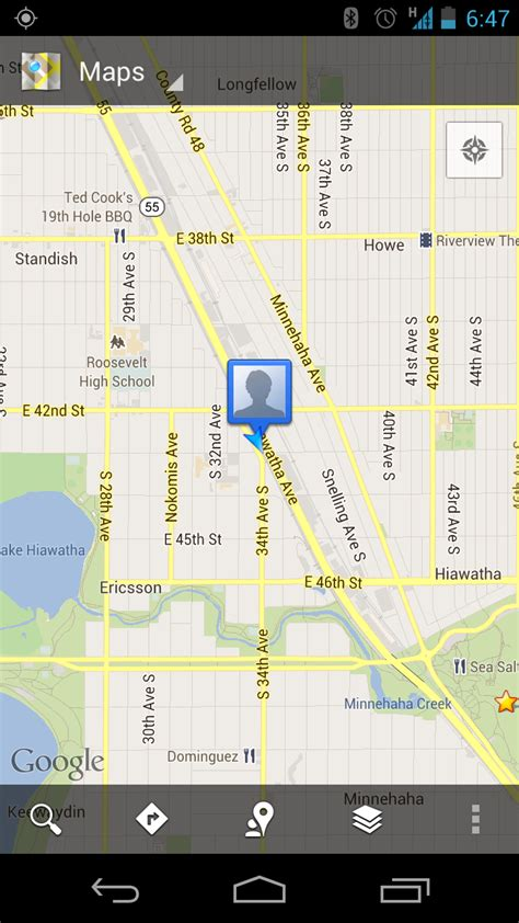 maps app for android android setup home and work locations for now