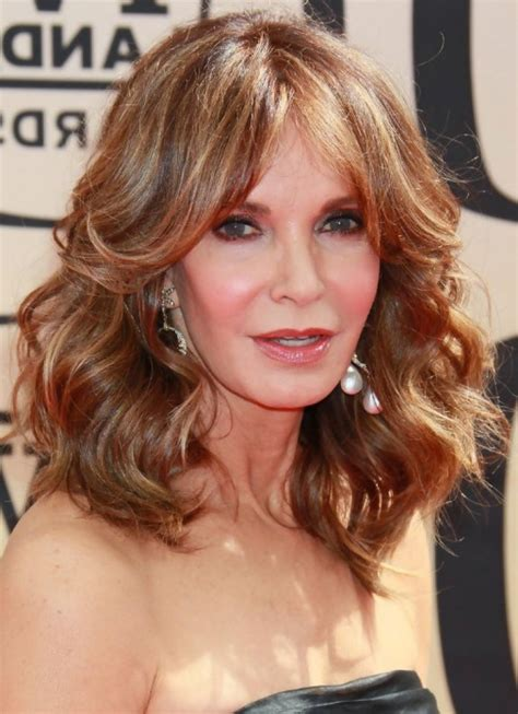 top 12 interesting long hairstyles for women over 50