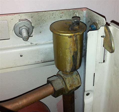 automatische entlüfter heizung funktioniert nicht autom entl 252 fter an gastherme haustechnikdialog