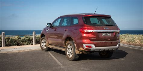 ford trend 2016 ford everest trend review photos caradvice