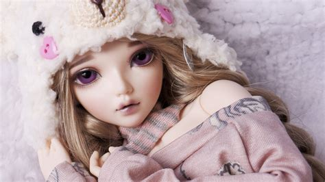 Animated Dolls Wallpapers - hd wallpapers for desktop dreamsky10