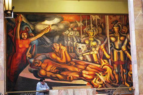 commemorating mexican muralist david alfaro siqueiros
