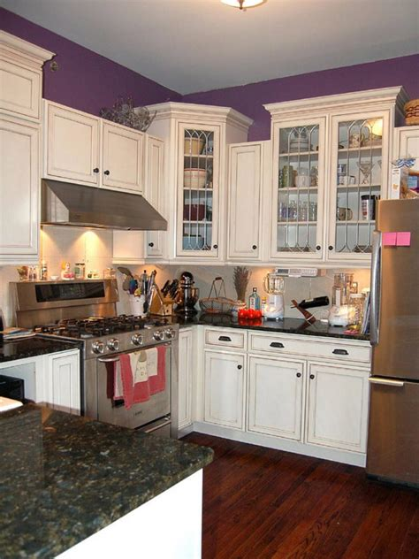 decorative ideas for kitchen small kitchen decorating ideas pictures tips from hgtv