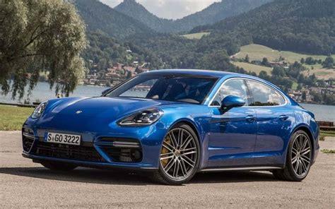 Top 4 Door Sports Cars You Can Buy