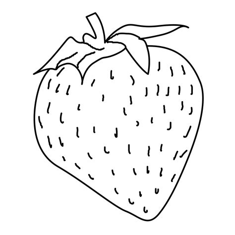 rows  strawberry coloring pages coloring pages
