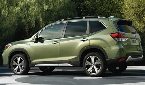 The 2019 Subaru Forester by 2019 Subaru Forester Arrives With Tons Of Features