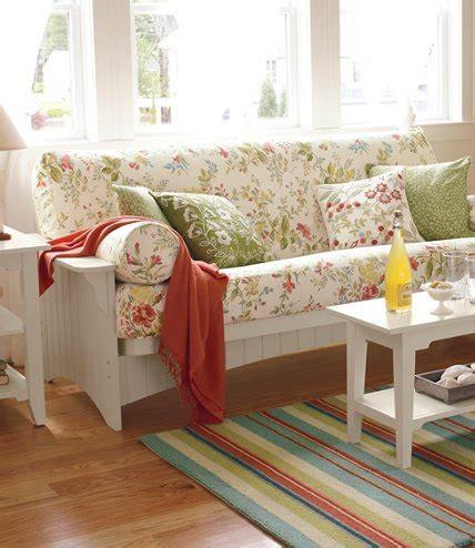 cottage style futon foter