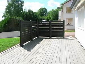 Brise Vue Sur Pied : brise vue aluminium ~ Premium-room.com Idées de Décoration
