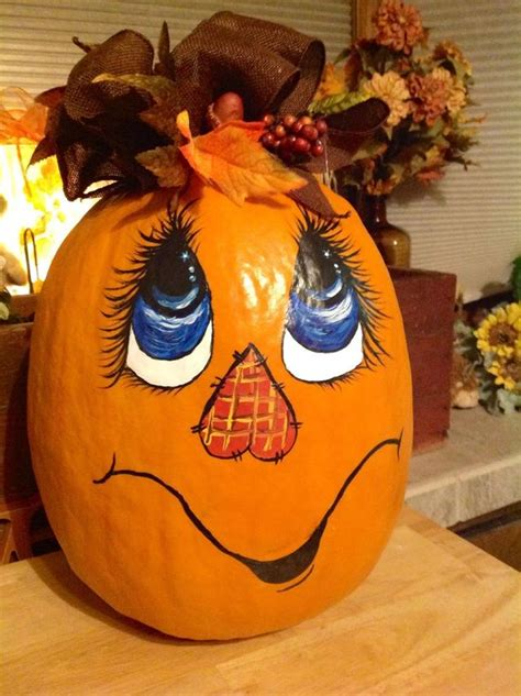 painted pumpkin faces 1000 images about painted pumpkins on pinterest painted pumpkins pumpkin faces and pumpkin
