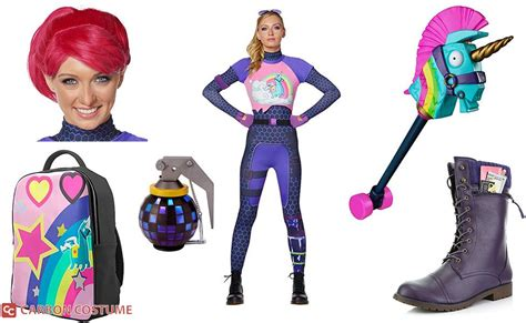 brite bomber  fortnite costume carbon costume boards