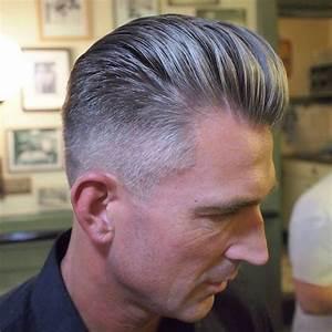 Coupe Homme Cheveux Gris : 5869 best coiffures images on pinterest ~ Melissatoandfro.com Idées de Décoration