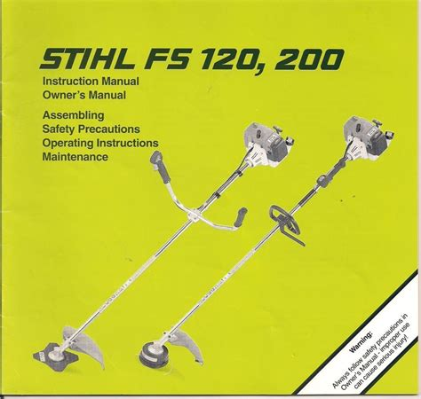 Stihl Fs 76 Parts Manual