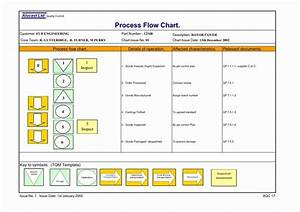 Manufacturing Process Flow Chart Template Awesome 9 Best