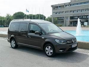 Volkswagen Caddy Maxi Confortline : vw caddy maxi comfortline tgi testbericht ~ Medecine-chirurgie-esthetiques.com Avis de Voitures