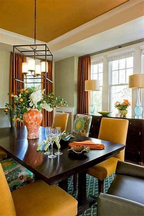 beautiful dining room color ideas decor outline