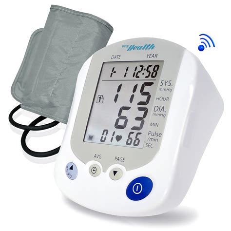 PyleHealth - PHBPB20 - Health and Fitness - Blood Pressure