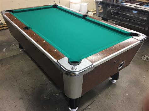coin op pool table table 030917 used coin operated bar pool tables
