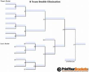 archivos del blog tekbackup With double elimination tournament bracket template